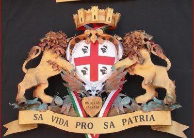Visita alla Brigata Sassari