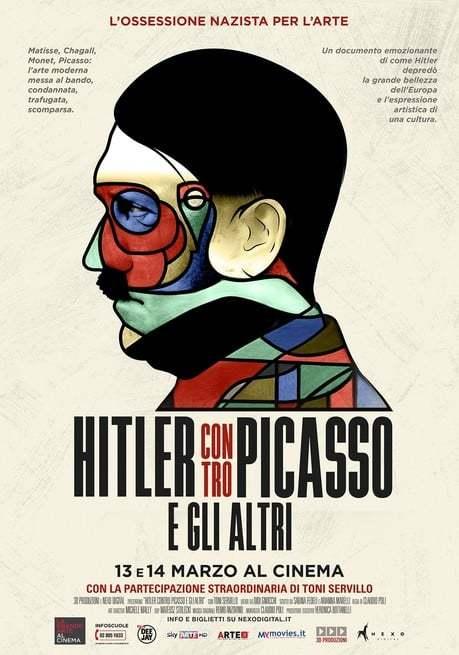 Proiezione film: Hitler contro Picasso e gli altri