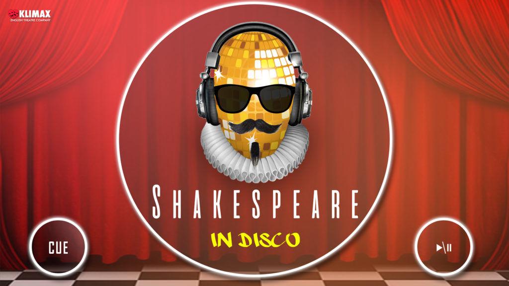"""Spettacolo """"Shakespeare in disco"""""""