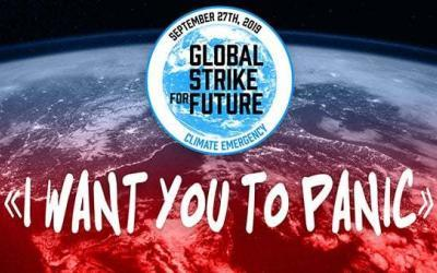 "Manifestazione ""Global Strike for Future"""