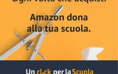 Amazon – Un click per la Scuola