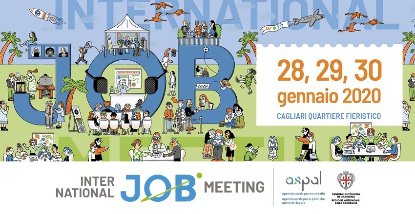 IJM – International Job Meeting