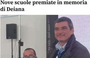 La Scuola Pitagora di Sassari premiata al concorso regionale in memoria di Graziano Deiana