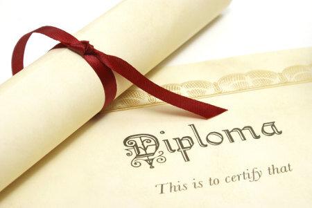 Ritiro Diploma di maturità